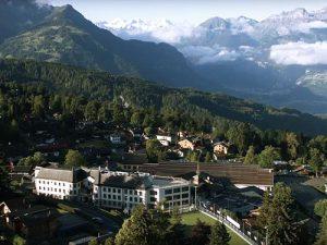 Ecole Beau Soleil, лагерь в Швейцарии | языковая школа в Швейцарии