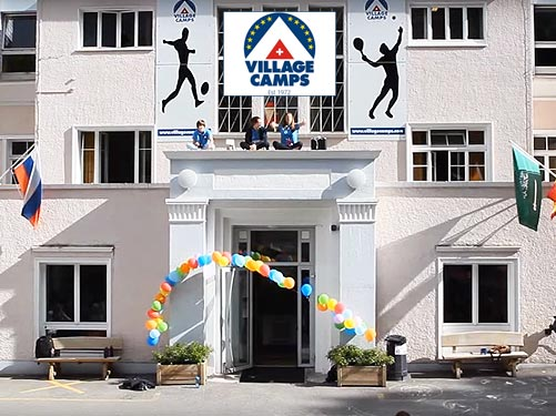 Village Camps Leysin, Лэйсин, лагерь в Швейцарии | языковая школа в Швейцарии