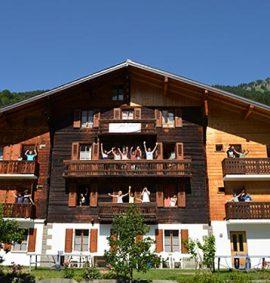 Ecole Nouvelle de la Suisse Romande, Summer Camp in Switzerland, Эколь Нувель, лагерь в Швейцарии | языковая школа в Швейцарии