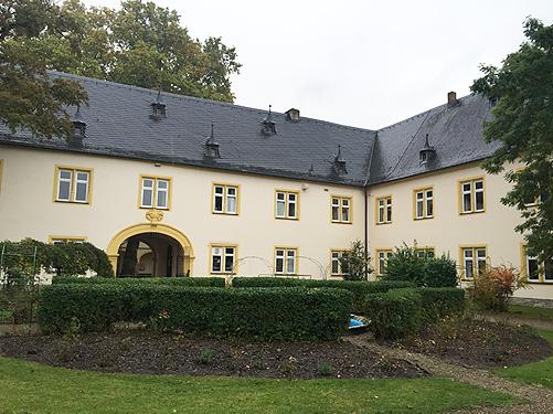 Landheim Schule Schloss Gaibach, Гайбах — Государственная школа в Германии