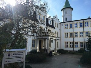 Landschulheim Schloss Ising am Chiemsee Гос-школа в Германии