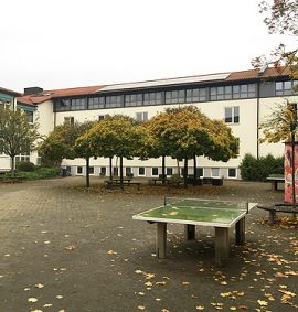 Landschulheim Wiesentheid, Ландшульхайм Визентхайд, Государственная школа в Германии