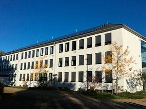 Gymnasium Marktoberdorf | Гимназия Марктобердорф - Государственная школа в Германии
